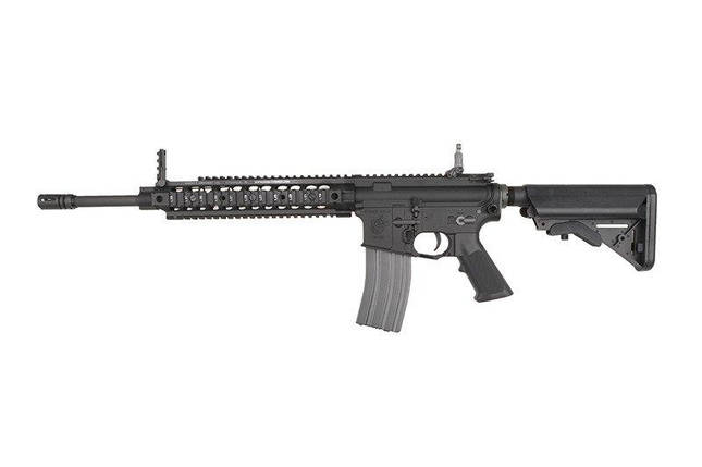 Реплика автоматической винтовки Knight's Armament SR15 E3 IWS - black [VFC] (для страйкбола), фото 2