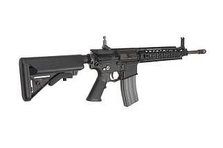 Реплика автоматической винтовки Knight's Armament SR15 E3 IWS - black [VFC] (для страйкбола), фото 3