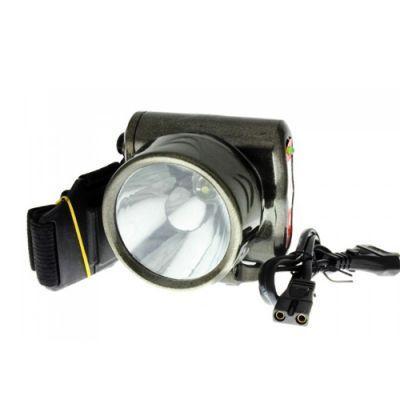 Фонарь налобный Yajia YJ-1829-1 1W LED аккумуляторный