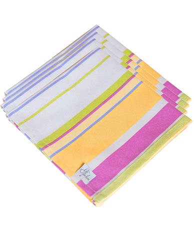 Сервировочные салфетки Stripe  х 4 шт., фото 2