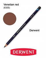 Карандаш для рисунка Drawing (6300), Красный венецианский, Derwent