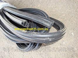 Ущільнювач двері Газель, Газ 3302, 2705, (виробник Уралеластотехніка, Росія)