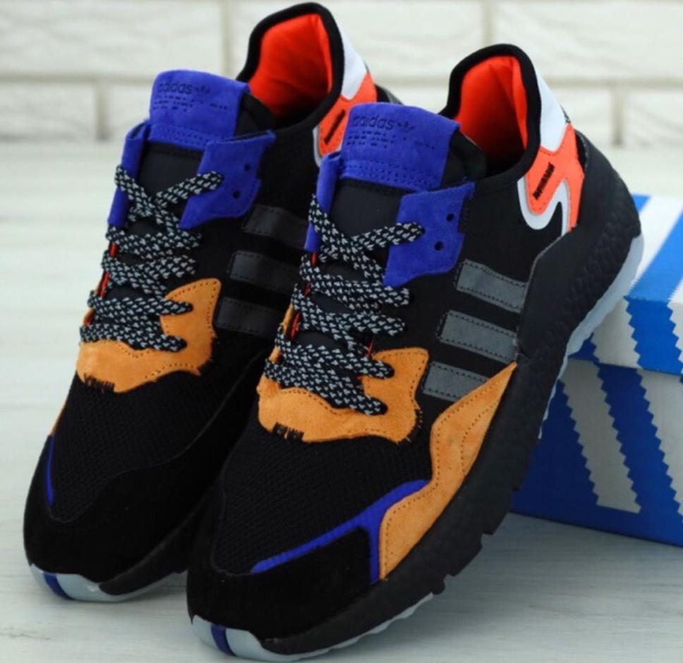Мужские кроссовки Adidas Nite Jogger, адидас найт