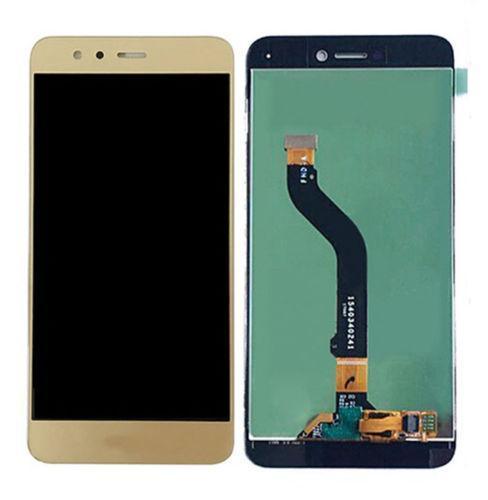 Дисплей (экран) для Huawei P8 Lite 2017 PRA-L21 с сенсором (тачскрином) золотистый Оригинал