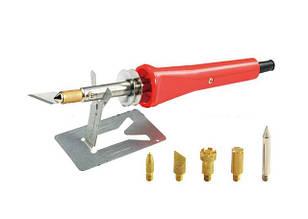 Прибор для выжигания с ножом, 6 насадок и подставка (TP-112) TRUCOO