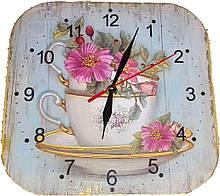 Настенные часы Gift for Soul Ручная работа РР 242 ШР