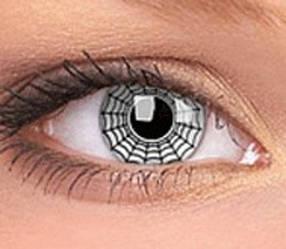 Лінзи контактні павутина + контейнер в ПОДАРУНОК