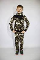 Спортивный  трикотажный  подростковый костюм (Украина) для мальчика   , 140-146-152-158-164 рост