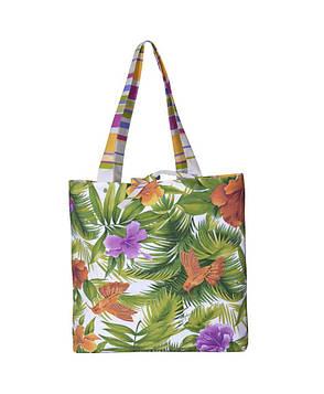 Пляжная двусторонняя сумка Kolibry&Stripe, фото 2