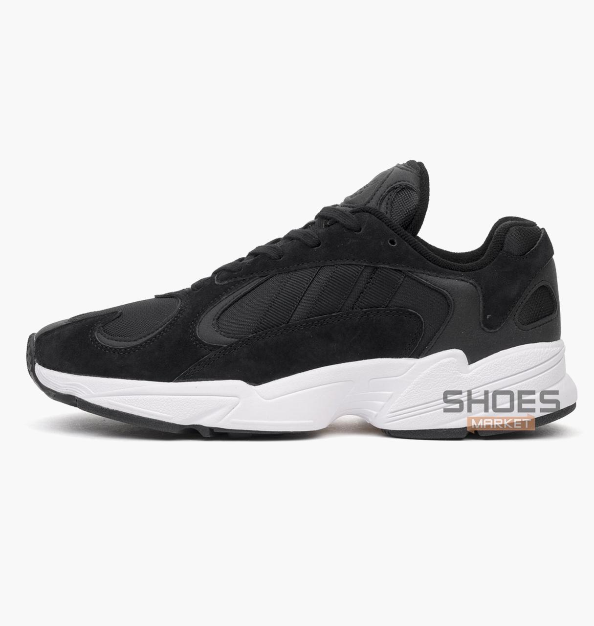 "Мужские кроссовки Adidas Yung-1 ""Core Black"" Black CG7121, оригинал"