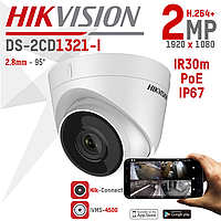 IP камера 2Mp Hikvision DS-2CD1321-I
