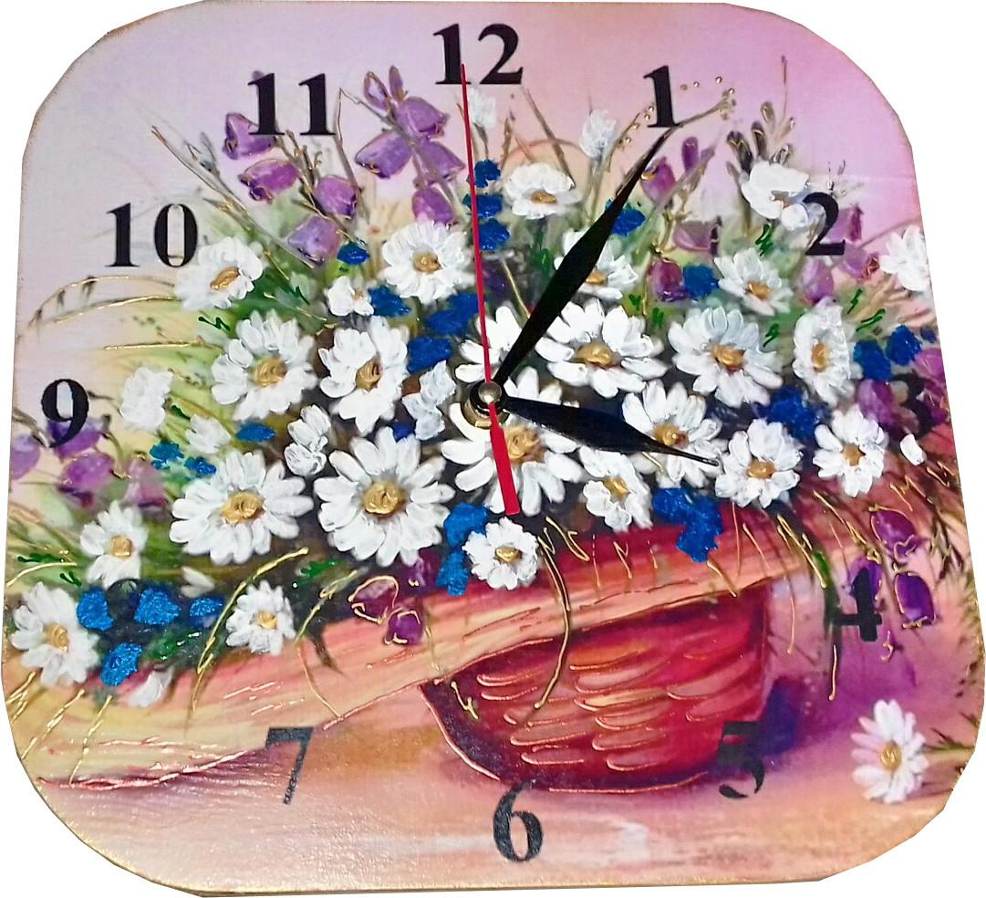 Настенные часы Gift for Soul Ручная работа РР 261 ШР