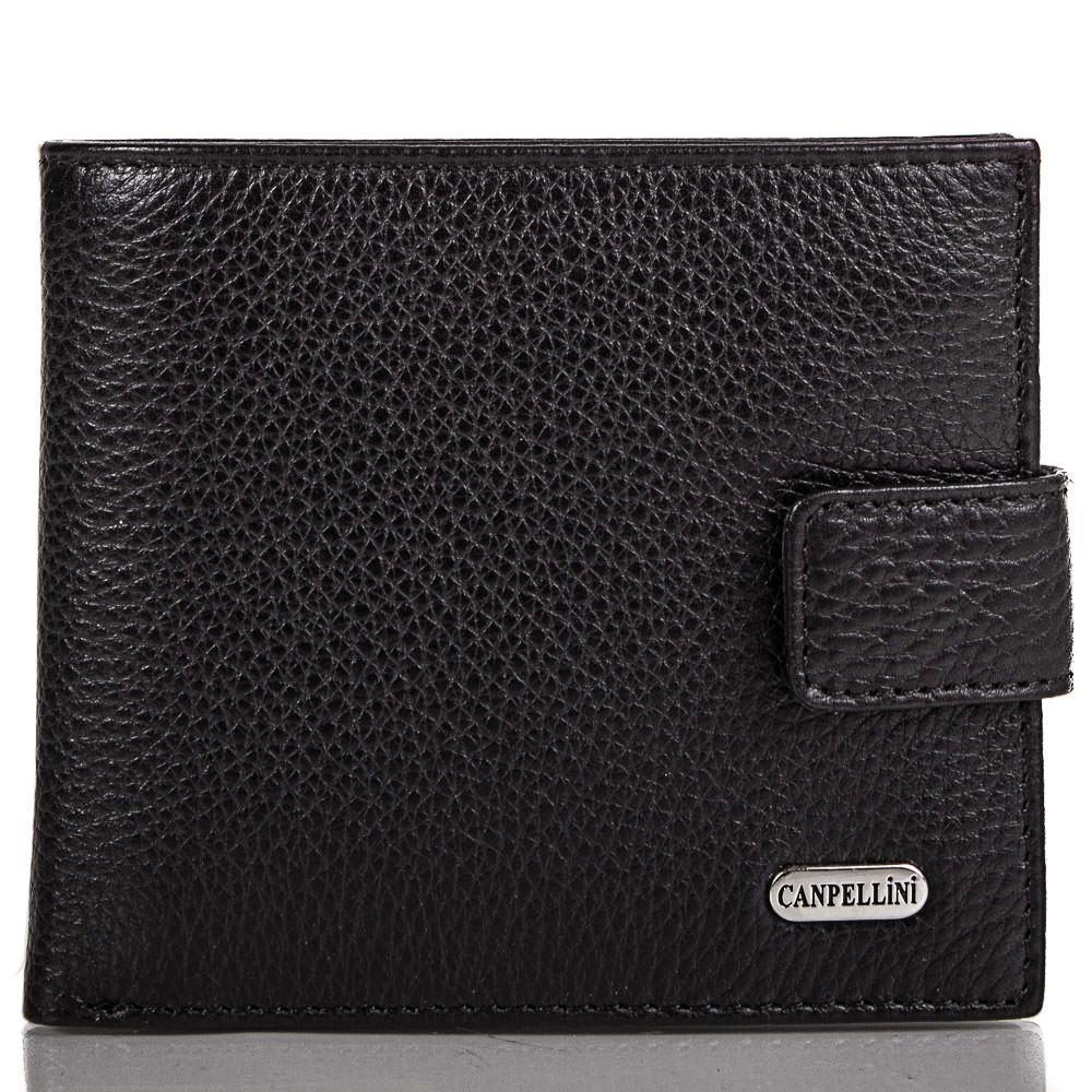 Мужской кожаный кошелек CANPELLINI (КАНПЕЛЛИНИ) SHI222-7