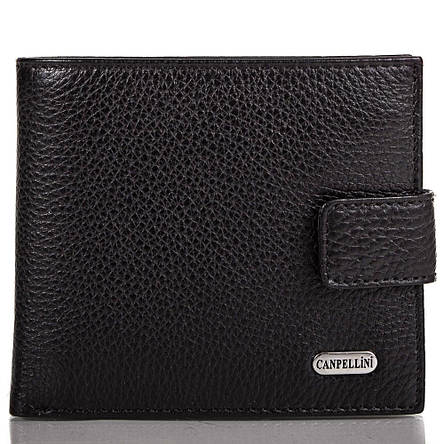 Мужской кожаный кошелек CANPELLINI (КАНПЕЛЛИНИ) SHI222-7, фото 2
