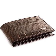 Мужской кожаный кошелек CANPELLINI (КАНПЕЛЛИНИ) SHI504, фото 3