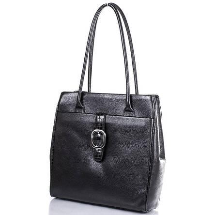 Женская кожаная сумка DESISAN (ДЕСИСАН) SHI7131-011, фото 2