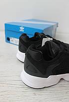 "Мужские кроссовки Adidas Yung-1 ""Core Black"" Black CG7121, оригинал, фото 3"