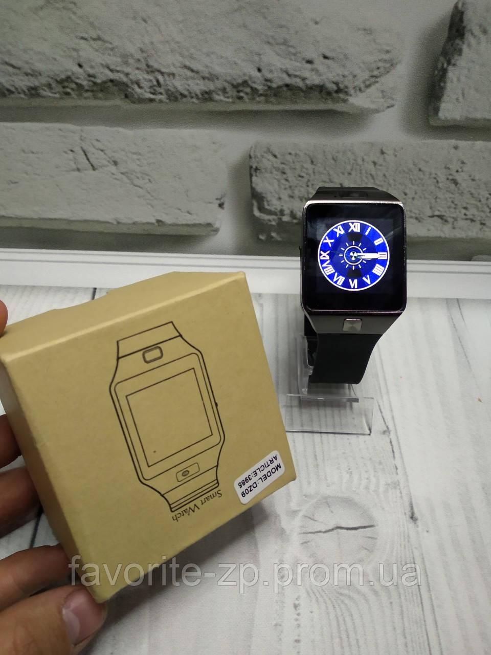 Умные часы Smart Watch DZ09+ПОДАРОК !!!