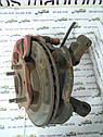 Поворотный кулак передний левый (ступица в сборе) Mazda 626 GC GD 1984-1991г.в., фото 2