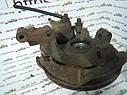 Поворотный кулак передний левый (ступица в сборе) Mazda 626 GC GD 1984-1991г.в., фото 6