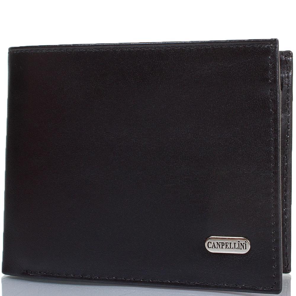 Мужской кожаный кошелек CANPELLINI (КАНПЕЛЛИНИ) SHI1108-1