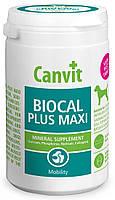 Минеральная добавка для больших собак Canvit Biocal Plus Maxi