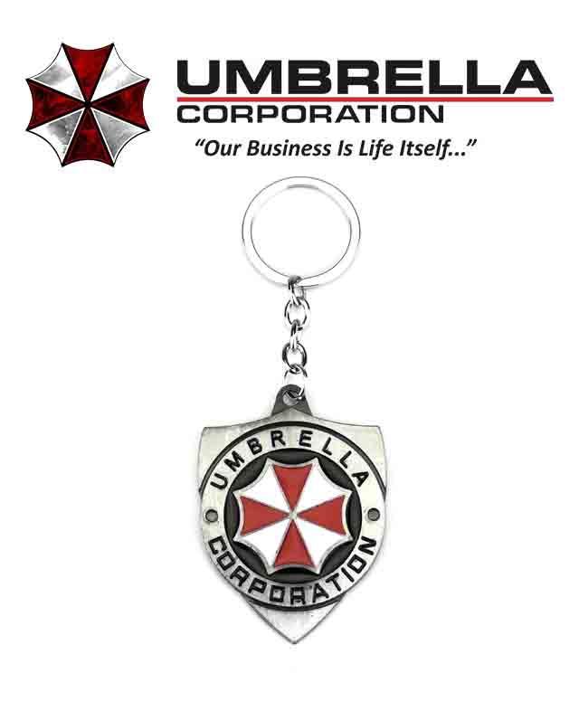 Брелок Академия Амбрелла Umbrella Academy