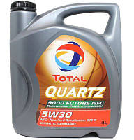Масло моторное Total Quartz 9000 FUTURE NFC 5W30 (4л.)