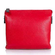 Женская кожаная мини-сумка DESISAN (ДЕСИСАН) SHI2811-4-1FL, фото 3
