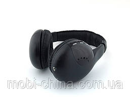 MH2001 S-xbs 5in1 wireless headphone, беспроводные радио наушники для TV с FM, фото 3
