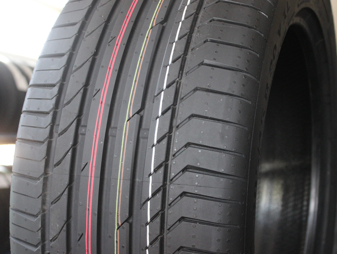 285/45R20   Continental ContiSportContact 5 AO 112Y XL (Португалия 2016г)
