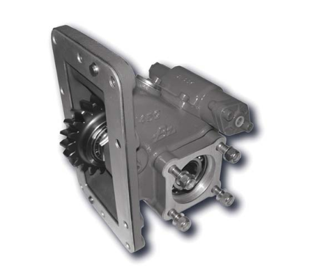 Коробка відбору потужності КПП SCANIA GR 880 ISO на 4 болта Bezares