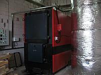 Котел твердотопливный водогрейный промышленный Калвис 950М