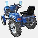 Міні-трактор DW 160 LX, фото 3