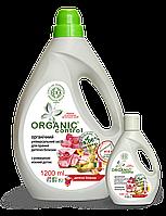 Средство для стирки детских вещей органическое универсальное с ромашкой Нежное прикосновение 100мл ORGANIC CONTROL