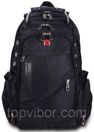 🔝 Швейцарский рюкзак, модель, рюкзак swissgear 8810.Это надежный, рюкзак свисгир. Доставка по Украине | 🎁%🚚