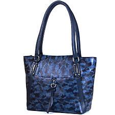 Женская кожаная сумка DESISAN (ДЕСИСАН) SHI2932-6, фото 2