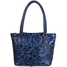 Женская кожаная сумка DESISAN (ДЕСИСАН) SHI2932-6, фото 3