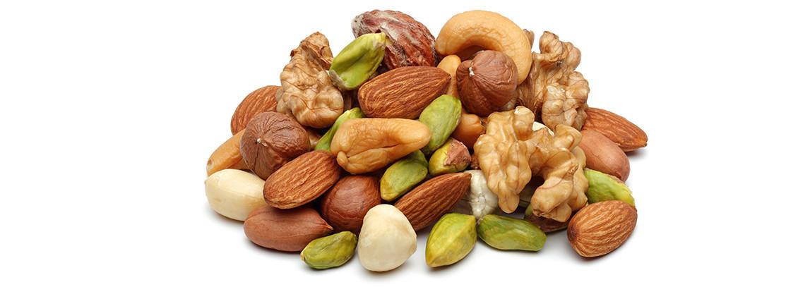 Ассорти орехов 100 г (Орехи сырые)