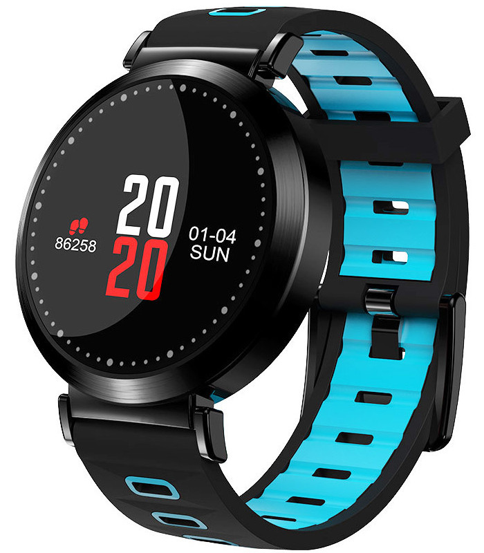 Smart Watch Y10 Black/Blue Гарантия 1 месяц