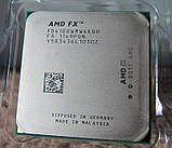 МОЩНЫЙ ИГРОВОЙ 4ех ЯДЕРНЫЙ Комплект AMD на DDR3 -ПРОЦ AMD sAM3+ FX-4100 (4 ЯДРА по 3.7 Ghz)+ Плата Gigabyte, фото 3