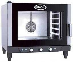 Печь пароконвекционная гастрономическая UNOX XV393 GN1/1 (Италия)