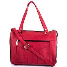 Женская кожаная сумка TUNONA (ТУНОНА) SK2420-1, фото 3