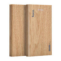 Power Bank Hoco B36 Wooden 13 000 mAh (Oak wood)