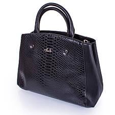 Женская сумка из качественного кожезаменителя  AMELIE GALANTI (АМЕЛИ ГАЛАНТИ) A981136-black, фото 2