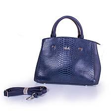 Женская сумка из качественного кожезаменителя  AMELIE GALANTI (АМЕЛИ ГАЛАНТИ) A981136-blue, фото 3
