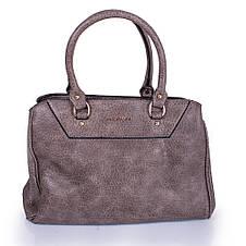 Женская сумка из качественного кожезаменителя  AMELIE GALANTI (АМЕЛИ ГАЛАНТИ) A991367-grey, фото 3