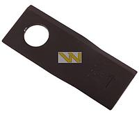 Нож косилки левый WKR100X40X3L Sipma  , фото 1