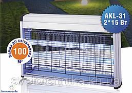 Ловушка (уничтожитель) насекомых Delux AKL31  S=до100 м.кв.