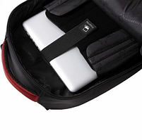 Рюкзак для ноутбука Tigernu T-B3097 черный + Замок в подарок, фото 4